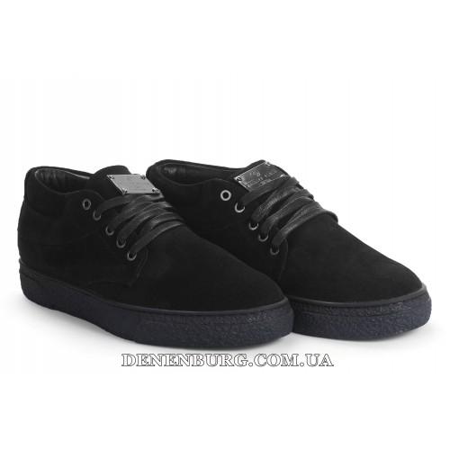 Ботинки мужские PHILIPP PLEIN 0029 чёрные