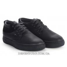 Ботинки мужские DENENBURG D0027 чёрные