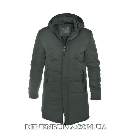 Куртка мужская зимняя HANDIGEFENG 20-L19016 хаки