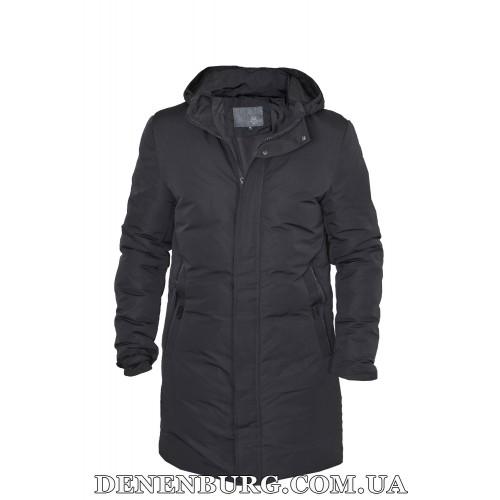 Куртка мужская зимняя HANDIGEFENG 20-L19016 чёрная