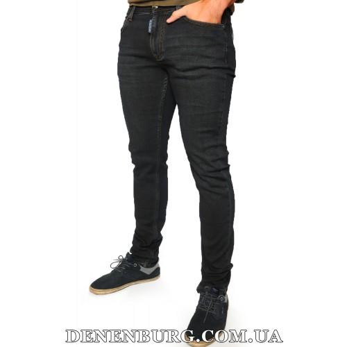 Джинсы мужские DENENBURG 20-50250.1465.1 тёмно-коричневые