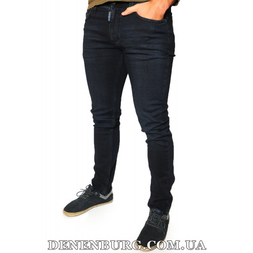 Джинсы мужские DENENBURG 20-50250.1465.7 тёмно-синие