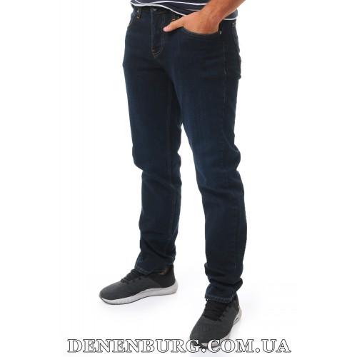Джинсы мужские FRANCO BENUSSI 20-21-512 тёмно-синие