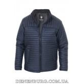 Куртка мужская демисезонная KLIMEBIR 20-407 тёмно-синяя