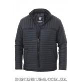 Куртка мужская демисезонная KLIMEBIR 20-407-1 тёмно-синяя