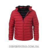 Куртка мужская еврозима RLZ 20-8869 бордовая