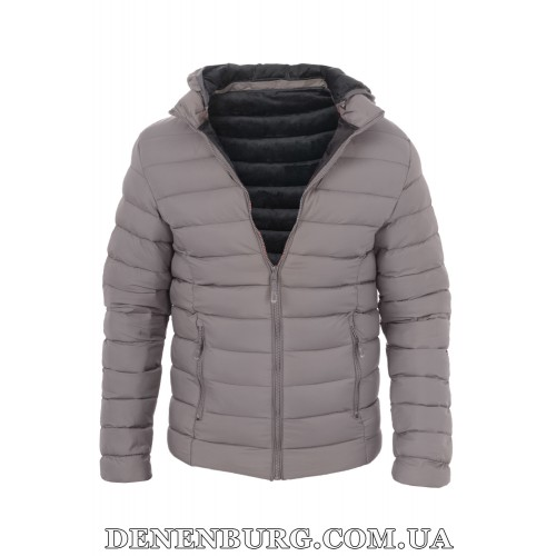 Куртка мужская еврозима RLZ 20-8869 серая