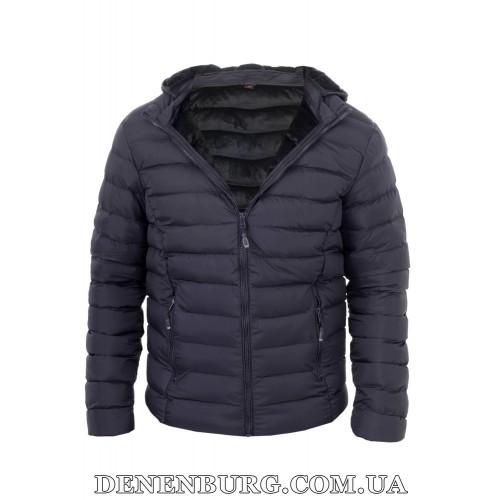Куртка мужская еврозима RLZ 20-8869 тёмно-синяя