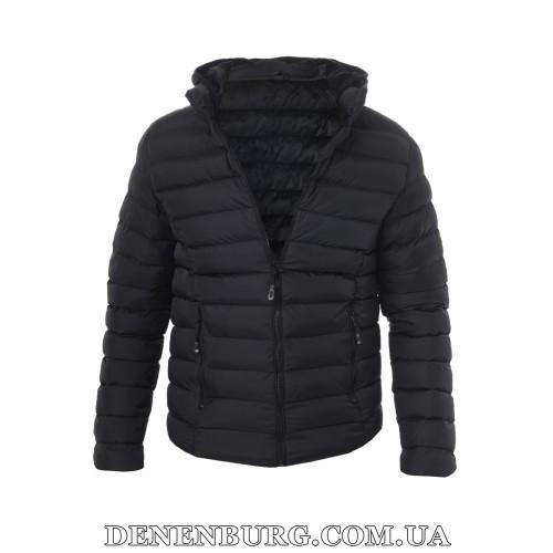 Куртка мужская еврозима RLZ 20-8869 чёрная
