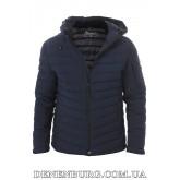 Куртка мужская зимняя TALIFECK 20-70539 тёмно-синяя