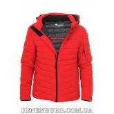 Куртка мужская зимняя TALIFECK 20-70539 красная