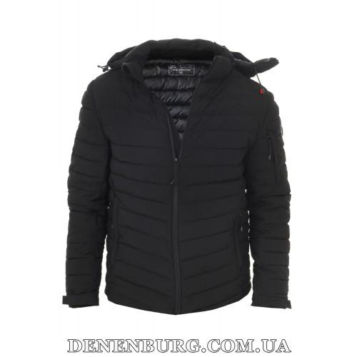 Куртка мужская зимняя TALIFECK 20-70539 чёрная