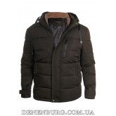 Куртка мужская зимняя KAIFANGELU 21-19052 хаки