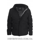 Куртка мужская зимняя KAIFANGELU 21-H6502.56 чёрная