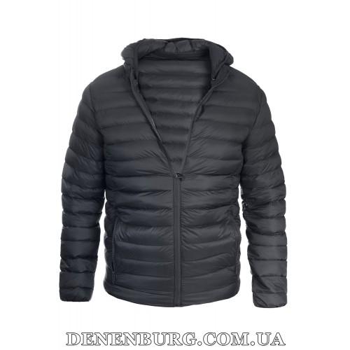 Куртка мужская демисезонная RLZ 21-9713 тёмно-серая
