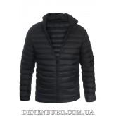 Куртка мужская демисезонная RLZ 21-9713 чёрная