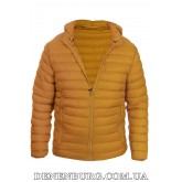 Куртка мужская демисезонная RLZ 21-9713 горчичная