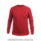 Свитшот мужской ARMANI 21-5000 красный