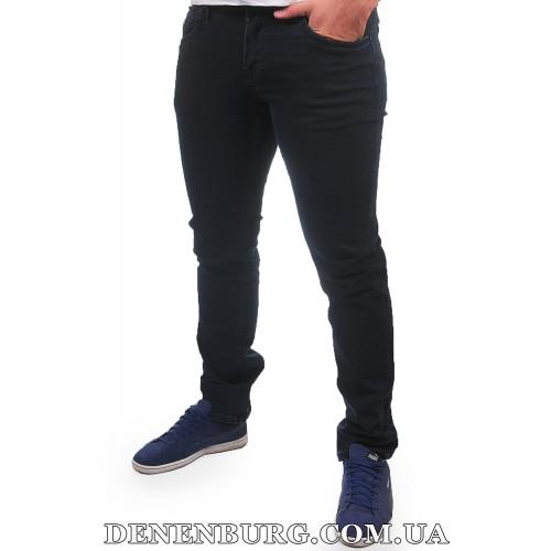 Джинсы мужские FRANCO BENUSSI 21-16-107 тёмно-синие