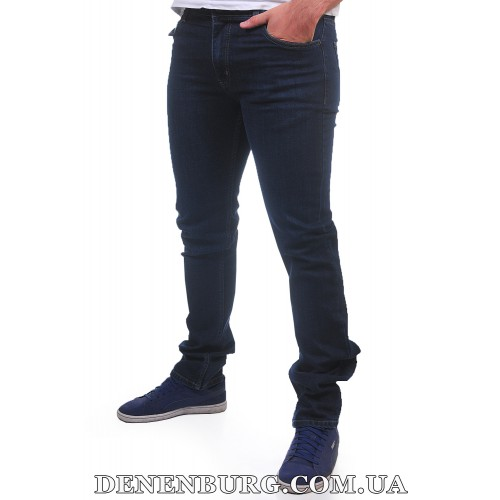 Джинсы мужские LEVI'S 21-0201 тёмно-синие