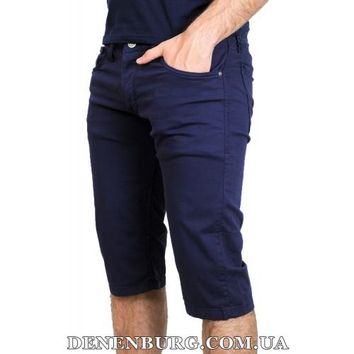 Шорты мужские JF MARIO 0052 тёмно-синие