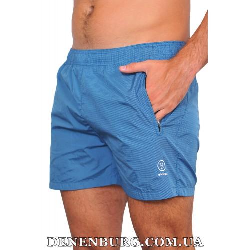 Шорты пляжные мужские BOGNER 19-031 голубые