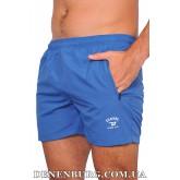 Шорты пляжные мужские DIESEL 19-6014 синие
