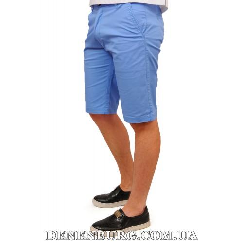 Шорты мужские ABERKOMIN 9815 голубые