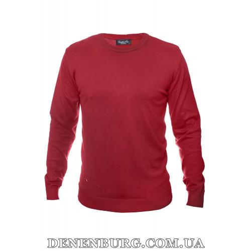 Свитер мужской CASTELLO D'ORO 19-001 бордовый