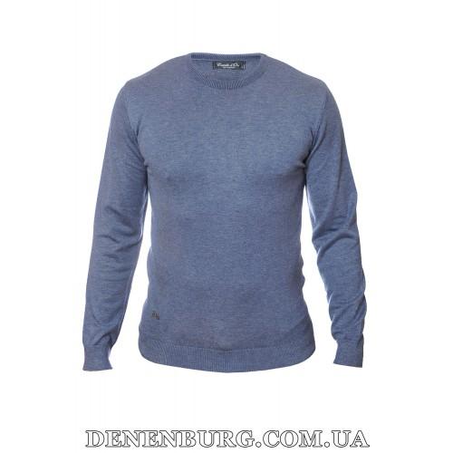 Свитер мужской CASTELLO D'ORO 19-001 синий