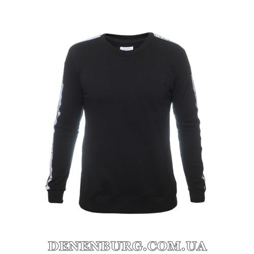 Свитшот мужской VALENTINO 19-5254 чёрный