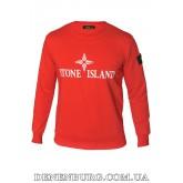 Свитшот мужской STONE ISLAND 19-526 красный