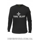 Свитшот мужской STONE ISLAND 19-526 чёрный