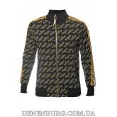 Кофта мужская FENDI 19-9016 чёрная