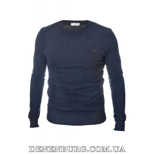 Свитер мужской CANALI 19-9549 (B) тёмно-синий