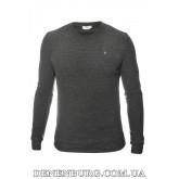 Свитер мужской CANALI 19-9549B тёмно-серый