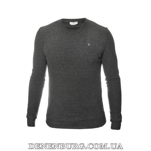 Свитер мужской CANALI 19-9549 (B) тёмно-серый