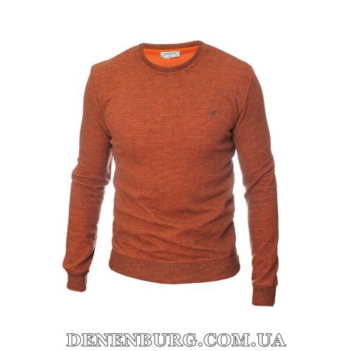 Свитер мужской CANALI 19-9549 рыжий