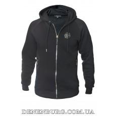 Костюм спортивный мужской утеплённый PHILIPP PLEIN 19-PP885-41S чёрный