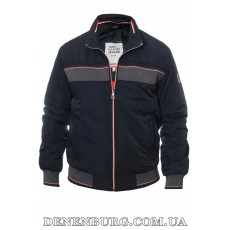 Куртка мужская демисезонная TOMMY HILFIGER 20-5014 тёмно-синяя