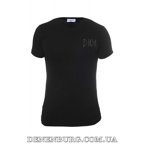 Футболка мужская DIOR 20-Y-9901 чёрная