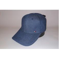 Бейсболка мужская TOMMY HILFIGER 20-0473 джинс