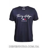 Футболка мужская TOMMY HILFIGER 20-13056 тёмно-синяя
