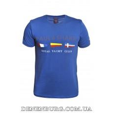 Футболка мужская PAUL & SHARK 20-3021 индиго