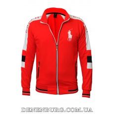 Костюм спортивный мужской POLO 20-330-12 красный