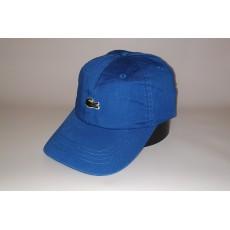 Бейсболка мужская LACOSTE 20-92 голубая
