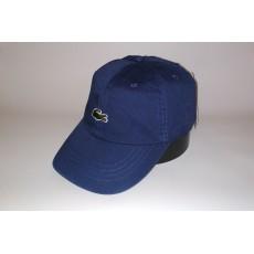 Бейсболка мужская LACOSTE 20-92 синяя