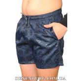 Шорты пляжные мужские PHILIPP PLEIN 20-S-3030 тёмно-синие