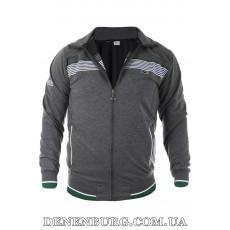 Костюм спортивный мужской LACOSTE 21-E-99 серый