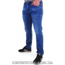 Джинсы мужские SUPER HELM 21-SC-8086 синие